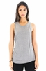 Women's Bamboo Organic Cotton Muscle Tank Top