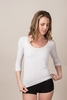 Women's Organic Bamboo Scoop Top