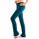 Women's Organic Cotton Flared Legging