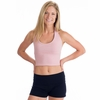 Women's Organic Cotton Reversible Lace-up Halter