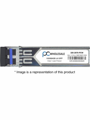 320-2879 - 1000BASE-LX 10km SMF 1310nm SFP