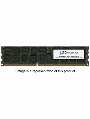 370-AAUH - 32GB PC3-12800 DDR3-1600Mhz 4Rx4 1.35v ECC Registered RDIMM