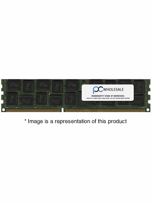 370-ABQZ - 8GB PC3-14900 DDR3-1866Mhz 2Rx8 1.5v ECC Registered RDIMM
