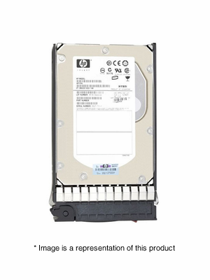 "581286-B21 - 600GB 2.5"" SAS 10K 6Gb/s HS Enterprise HDD"