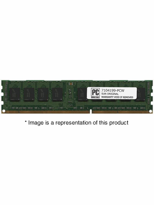 7104199 - 16gb PC3-12800Mhz DDR3-1600Mhz 2Rx4 1.35v ECC Registered RDIMM