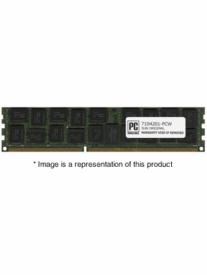 7104201 - 32gb PC3-12800Mhz DDR3-1600Mhz 4Rx4 1.35v ECC Registered RDIMM