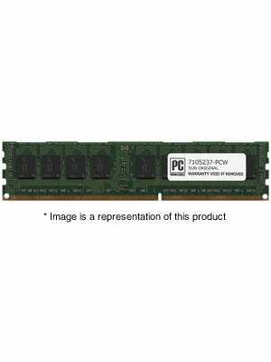 7105237 - 8gb PC3-12800Mhz DDR3-1600Mhz 2Rx4 1.35v ECC Registered RDIMM