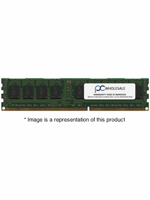 752368-581 - 8GB PC4-17000 DDR4-2133Mhz 1Rx4 1.2v ECC Registered RDIMM