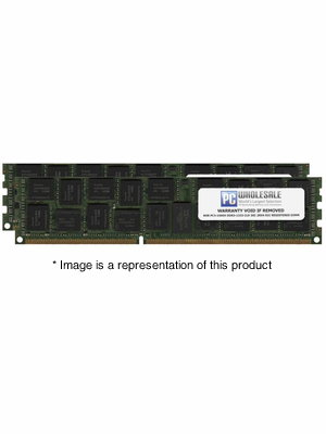 A02-M316GB1-2-L - 16gb (2x8gb) PC3-10600 DDR3-1333 2Rx4 1.35v ECC Registered Memory Kit
