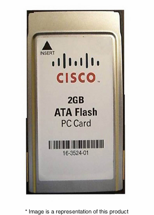 CRS-FLASH-DISK-2G - 2gb Compact Flash Disk PCMCIA