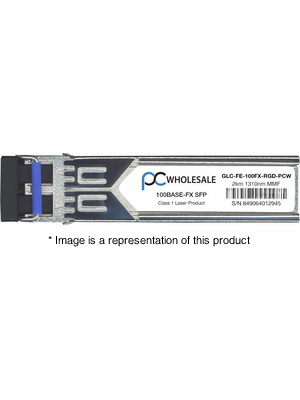 GLC-FE-100FX-RGD - 100BASE-FX 2km MMF 1310nm SFP