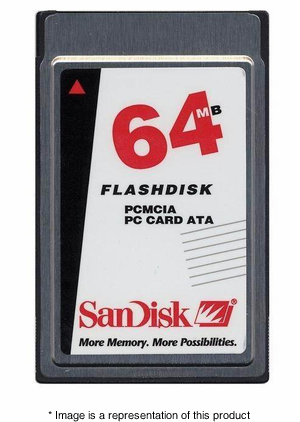MEM-12KRP-FD64M - 64mb Flash Disk Memory