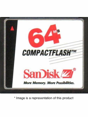 MEM-C4K-FLD64M - 64mb Flash Memory