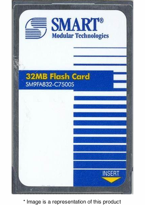 MEM-RSP8-FLC32M - 32mb Flash Memory