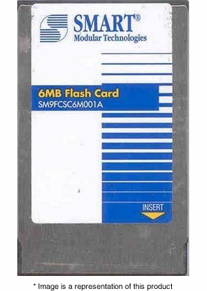 MEM1400-6FC - 6mb Flash Memory