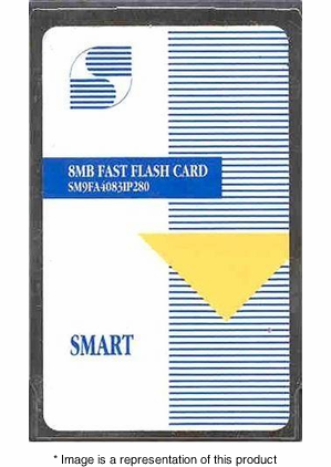MEM3600-8FC - 8mb Flash Memory Card