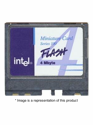 MEM800-4F - 4mb Flash Memory