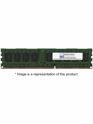 N01-M304GB1 - 4gb PC3-8500 DDR3-1066 2Rx8 ECC Registered DIMM