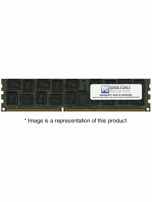 N01-M308GB2 - 8gb PC3-10600 DDR3-1333 2Rx4 ECC Registered DIMM
