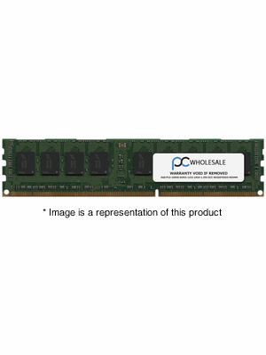 UCS-MR-1X041RX-A - 4gb PC3-10600 DDR3-1333 1Rx4 1.35v ECC Registered DIMM
