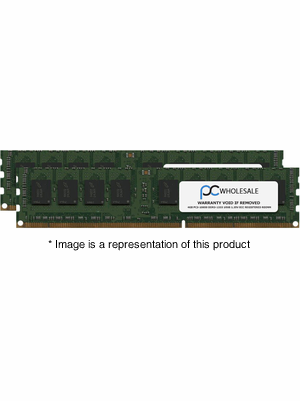 UCS-MR-2X041RX-C - 8gb (2x4gb) PC3-10600 DDR3-1333 1Rx8 1.35v ECC Registered Memory Kit