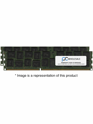 UCS-MR-2X164RX-C - 32gb (2x16gb) PC3-10600 DDR3-1333 4Rx4 1.35v ECC Registered Memory Kit