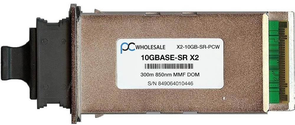 X210GBSR Cisco Compatible 10GBASESR X2 300m MMF 850nm X2