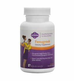Milkies Fenugreek for Breastfeeding Mothers
