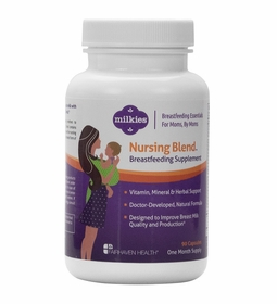 Milkies Nursing Blend - Breastfeeding Supplement