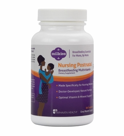 Milkies Nursing Postnatal Breastfeeding Multivitamin