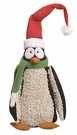 Christmas, Plush Very Merry Penguin with Stocking Cap