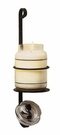 Candle Jar Sconce, Wrought Iron, Lid Storage