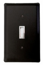 Switch Cover, Wrought Iron