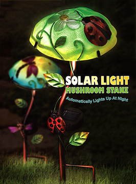 solar outdoor garden sunny ornaments gardensolar light globe decor