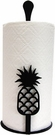Paper Towel Holder, Pineapple, Countertop, Wrought Iron