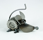 Yardbirds, Chubs Speedy the Mouse Sculpture, Engine-New-Ity