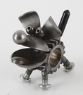 Yardbirds, Chubs the Happy Puppy Sculpture, Engine-New-Ity