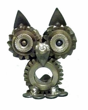 Yardbirds, Chubs the Owl Sculpture, Engine-New-Ity