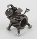 Yardbirds, Chubs the Pig Sculpture, Engine-New-Ity