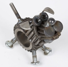 Yardbirds, Chubs the Terrier Sculpture, Engine-New-Ity