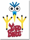 YARDBIRDS - Metal Art