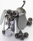 Yardbirds, Tiny Hound Sculpture