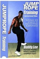 "Buddy Lee's ""Jump Rope Training"" Instructional DVD"