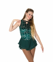 Jerrys 89 Emerald Locket Dress, Green, AM
