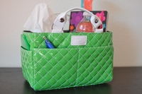 Rink Tote - Bubbly - Green