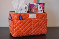 Rink Tote - Bubbly - Orange