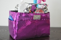 Rink Tote - Jazzy - Amethyst