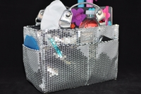 Rink Tote - Jazzy - Silver