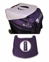 Zuca Seat Cushion Lilac/Purple