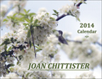 Buy 3 Joan Chittister 2014 Calendars and yours is free